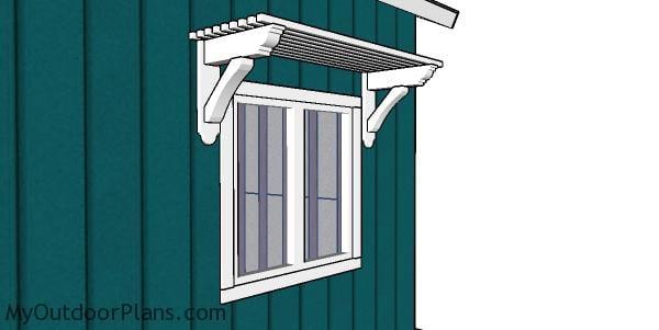 Window Trellis Plans