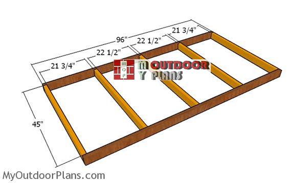 floor-frame-chicken-coop