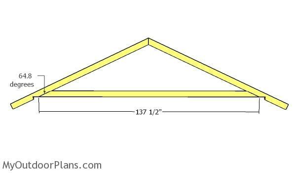 Bottom rafter
