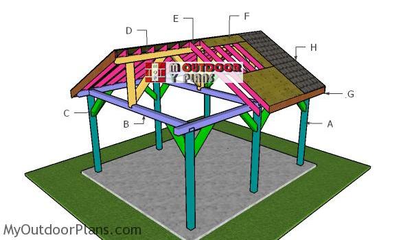 Building-a-16x18-pavilion