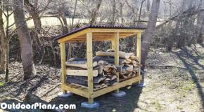 DIY Simple Log Store