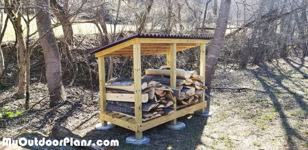 DIY-Firewood-Shed-Plans