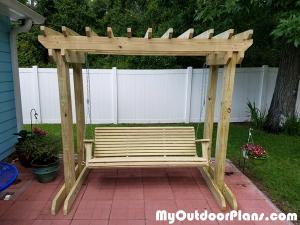 DIY-Wooden-Porch-Swing