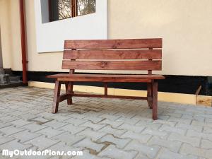How-to-build-a-garden-bench