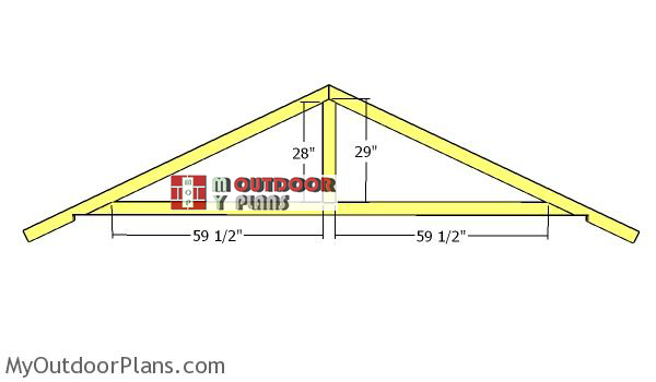 Middle-truss-support-12-ft