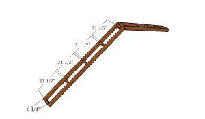 Overhangs - 12x12 Shed