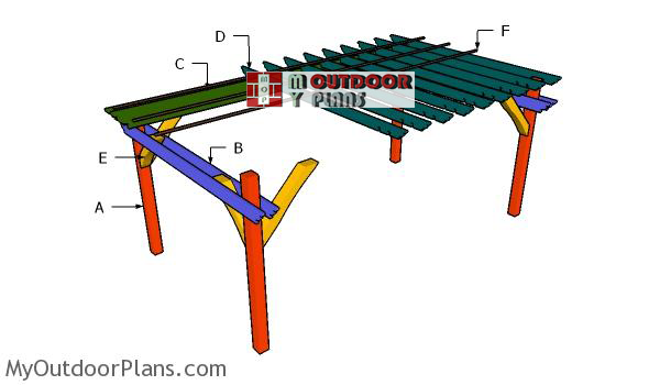 building-a-10x18-pergola