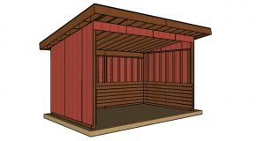 10×16 Run in Shed Plans – Free PDF Download