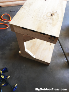 Build-a-drill-stand