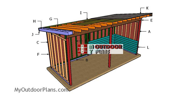 Building-a-8x20-run-in-shed