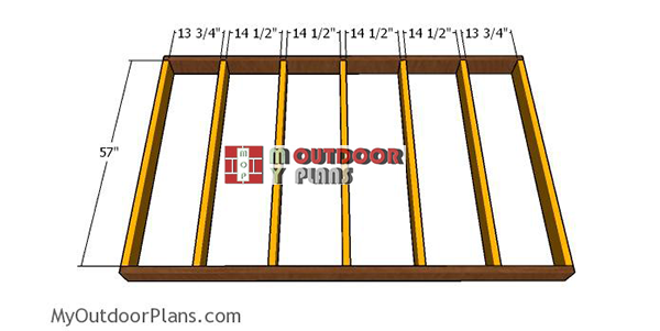 Floor-frame-for-5x8-lean-to