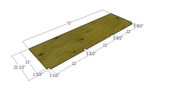 Floor - window catio