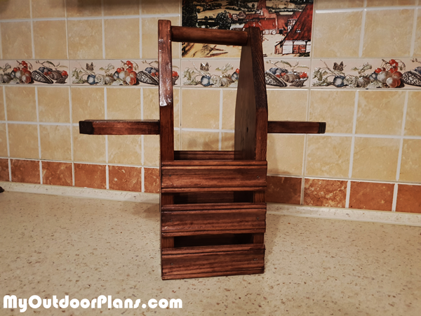 How-to-make-a-wine-holder