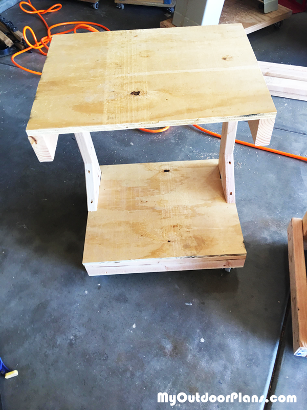 Make-a-drill-press-stand