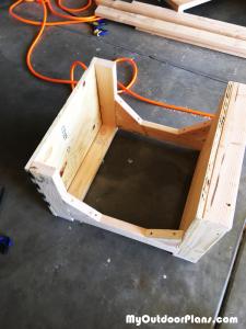 Making-a-drill-press-stand