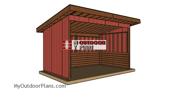 10x16-run-in-shed-plans
