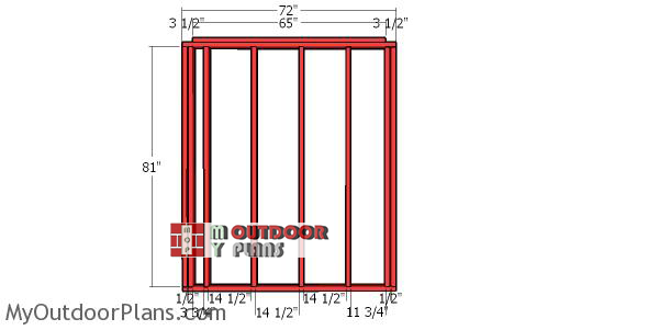 Back-wall-frame---6x4-gable-shed