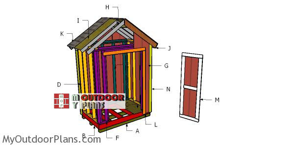 Building-a-6x4-gable-shed