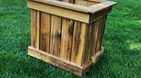 2×4 Wooden Planter – DIY Project