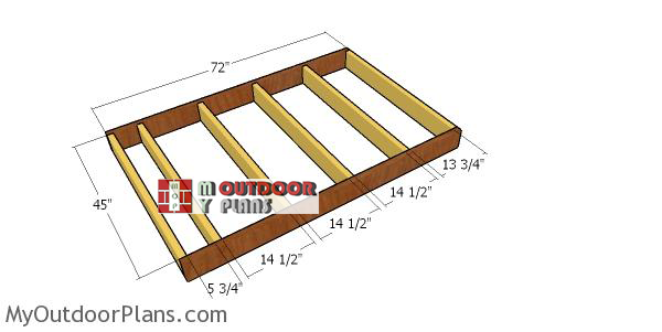 Building-the-floor-for-the-6x4-shed