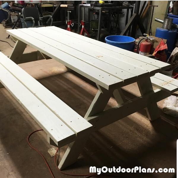 DIY-6'-Picnic-Table