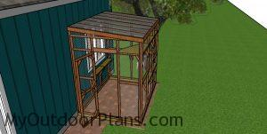How to build a 6x8 catio
