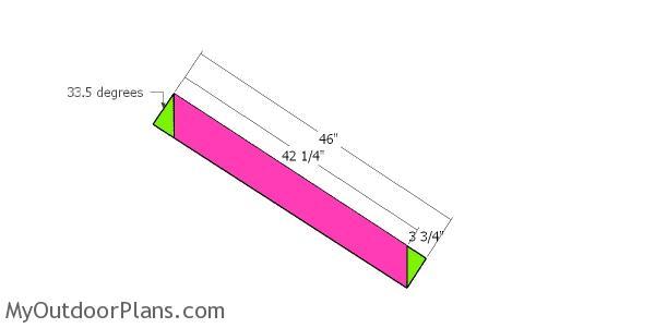 Jack rafters - 10x16 gazebo