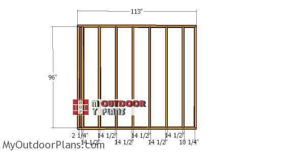 Side-wall-frame-for-10x24-run-in-shed
