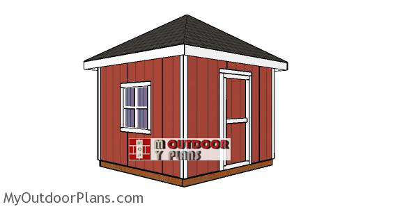 10x10-shed-with-hip-roof-plans