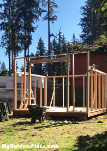 Building-a-10x12-lean-to-shed