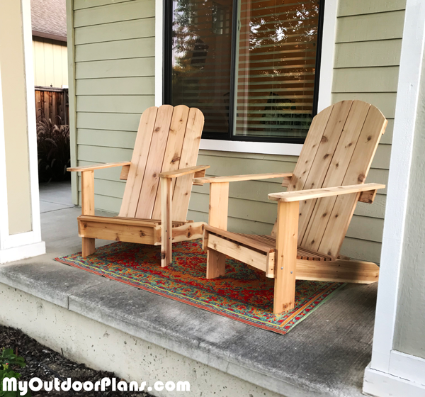 Adirondack Chairs - DIY Project