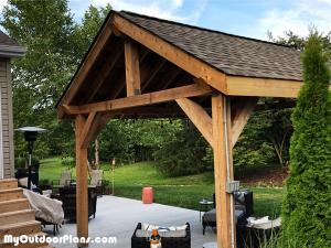 How-to-make-a-gable-pavilion