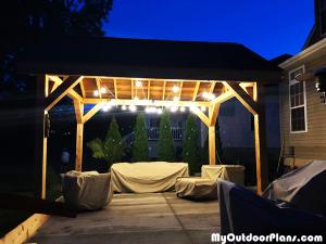 Pavilion-at-night