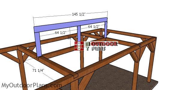 Ridge-beam-carport-with-hip-roof