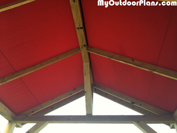Roof-for-the-pavilion