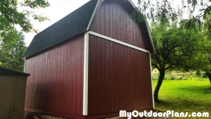 Building-a-12x16-gambrel-storage-shed
