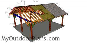 Building a 20x24 pavilion
