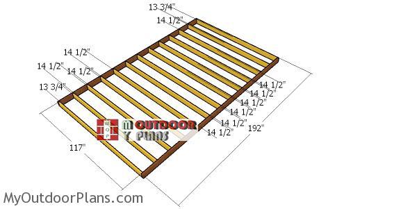 Floor-frame-for-10x16-shed
