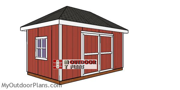 How-to-build-a-10x16-hip-roof-shed-plans
