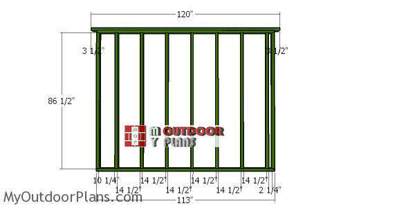 Back-wall-frame-for-large-storage-shed