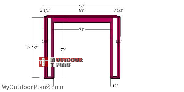 Building-the-front-wall-frame-for-shed