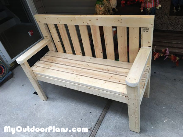 DIY-2x4-Bench-for-Garden