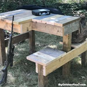 DIY-Sturdy-Shooting-Bench