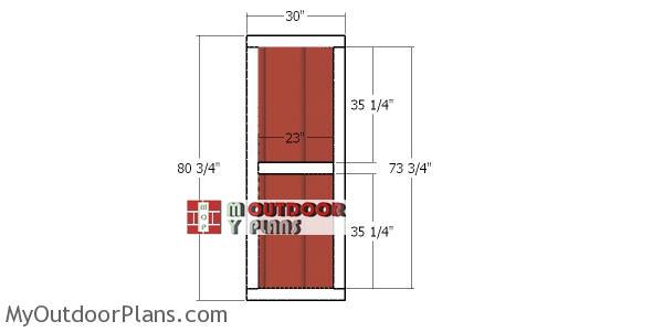 Door-plans