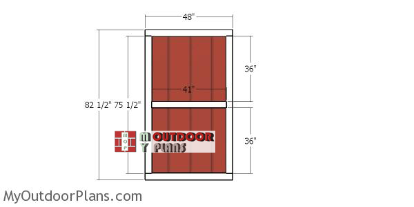 Double-shed-doors-plans