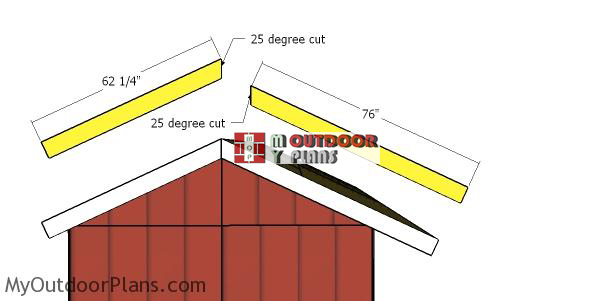 Fitting-the-side-roof-trims