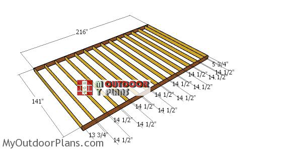 Floor-frame-for-12x18-shed