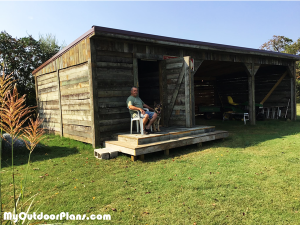 How-to-build-a-run-in-shed