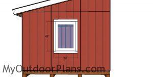 Side window trims
