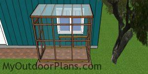 4x8 Catio Plans - How to